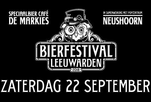Bierfestival Leeuwarden 2018